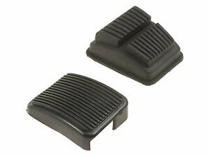 Fits Ford Galaxie 500 1964-1974 Emergency Brake Pedal Pad; Parking Brake Pedal