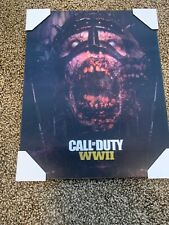 Call Of Duty WW2 Picture Zombie Lenticular Art Print 8x10 Halographic Image