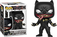Venomized Black Panther Funko Pop Vinyl New in Mint Box + Protector
