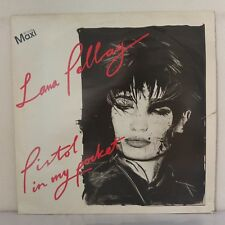 "Lana Pellay – Pistol In My Pocket (Vinyl, 12"", Maxi 45 Tours)"