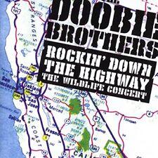 Doobie Brothers - Rockin Down The Highway (2cd)