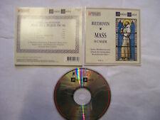 BEETHOVEN/Sofia Philharmonic/K.Iliev: Mass In C Major – 1994 EU CD – RARE!