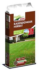 CUXIN 20 kg Rasendünger Herbst gegen Moos 400qm Rasen Dünger Herbstrasendünger