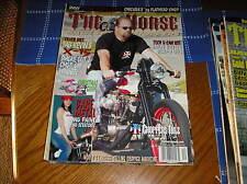 THE  HORSE  back street choppers magazine  #64 dec.2006  FAB KEVIN'S X-15 winner