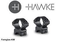 Hawke 22116 30 mm ringmontage Medium for Weaver Rail, zielfernrohr-halterung
