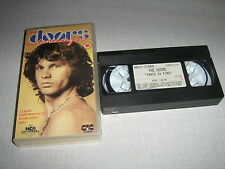 THE DOORS K7 VIDEO - DANCE ON FIRE