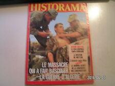 """**c Historama n°9 La rebellion moribonde / L'homme qui à forgé le """" Bordereau """""""
