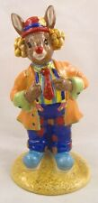 Royal Doulton Clarence Clown Bunnykins DB332 Collectors Club Exclusive 2005 NIB