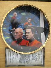 Star Trek  generations. stellar cartography  Hamilton Collection