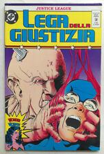 LEGA DELLA GIUSTIZIA 30 Justice League PLAY PRESS 1992 Giffen De Matteis