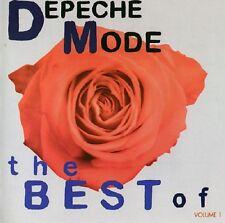 DEPECHE MODE The Best of Volume 1 - CD + DVD - NEU / OVP