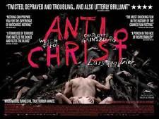 ANTICHRIST Movie POSTER 30x40 Willem Dafoe Charlotte Gainsbourg