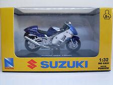 Suzuki GSX 1300R, NewRay Modelo De Motocicleta,1:32, Neu, OVP