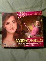 1982 Brooke Shields The Most Glamorous Teenage Doll - New in box