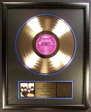 The Beatles Beatles For Sale LP Gold Non RIAA Record Award Capitol Records