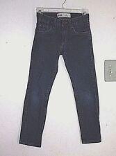 Levi's Jeans Girls size 8 Skinny Pants 510 Regular Fit  Western Wear --YY-
