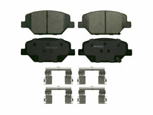 For 2018-2019 GMC Terrain Brake Pad Set Front Wagner 38138XW