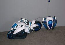 Moto Télécommandée/Téléguidée  MAX STEEL   ( Long: 33 cm )
