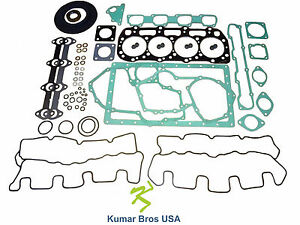 New Full Gasket Set For  Ford New Holland TC48 TC55
