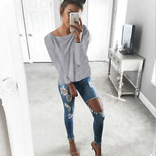 Hauts et chemises t-shirts gris pour femme taille 40