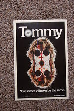 Tommy #1 Lobby Card Movie Poster The Who