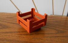 Brown en boîte/caisse pièce de rechange House building brick set lego duplo