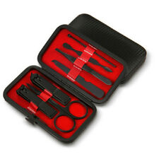 7-18pcs Nail Clipper Pedicure Manicure Set Stainless Steel Portable Nail Care