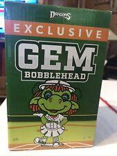 New Dayton Dragons Gem Mascot Bobblehead Exclusive