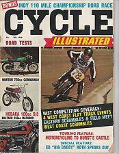 FEB 1969 CYCLE ILLUSTRATED vintage motorcycle magazine