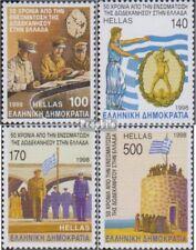 Grèce 1968-1971 (complète edition) neuf avec gomme originale 1998 intégration de