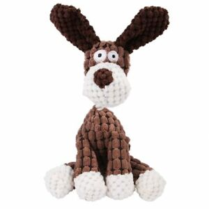 Pets&Partner Hundespielzeug Kautier Beißtier Beißspielzeug Tau Seil Zahnpflege
