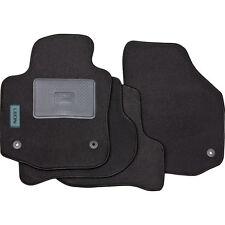 Fußmatten Seat LEON 1P ab 2005 mit LOGO Schriftzug Passform Teppich