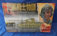 CYBER-HOBBY SD.KFZ.171 PANTHER A LATE PRODUCTION TANK 1:35 SCALE MODEL KIT