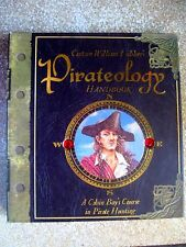 Captain William Lubber's Pirateology (2007) Hardcover ~ spirial binding