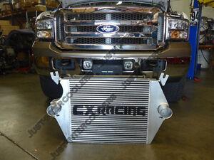 "Intercooler For 03-07 Ford Super Duty 6.0L Diesel Powerstroke F250 F350 3.5"""