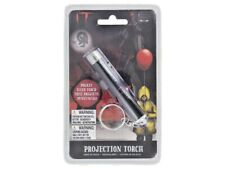 "It ""Pennywise"" Projector Flashlight Keychain. *Mint"