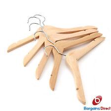 20 x IKEA Childrens Wooden Clothes Hangers Baby / Child / Kids Wood Coat hanger