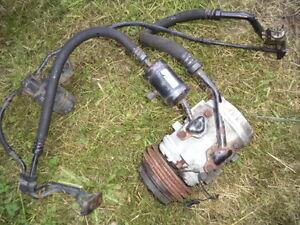 1983 Chrysler Cordoba AC Compressor w/Some Lines