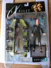 The X-Files Agent Dana Scully McFarlane Toys Action Figure