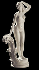 "Art Deco Female Girl Nude Statue sculpture 19"" replica"