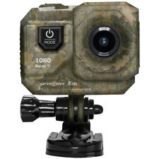 Xcel 1080 Digital Action Sport Camera Hunting Edition Wi-Fi Camcorder Camouflage