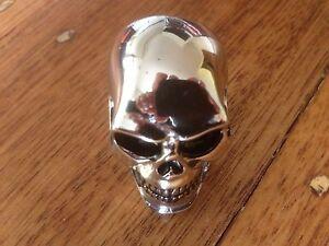 Brand New Stainless Steel Heavy Biker Skull Ring Sizes: US 8,9,10,11,12,13