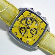 Lancaster Cronografo unico, - ETA Quarzo fabbrica, nuovo
