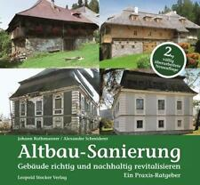 Altbau-Sanierung von Alexander Schmiderer und Johann Rathmanner (2016, Gebundene Ausgabe)