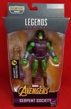 MARVEL LEGENDS SERPENT SOCIETY Avengers Infinity War THANOS  Build Figure E1390