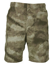 A-TACS AU Camo BDU Cargo Shorts by PROPPER F5261 - Zipper Fly - FREE SHIPPING