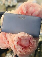 Kate Spade Lacey Mikas Pond Zip Around Wallet