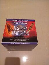 His Dark Materials BBC Audio Book CD Unabridged