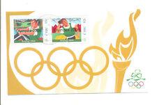 Ireland-Olympic Games min sheet 2008 fine used