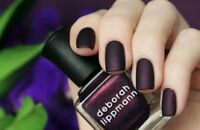 Deborah Lippmann Nail Polish **HAREM SILKS FROM BOMBAY ** New/Full Size & VHTF!!